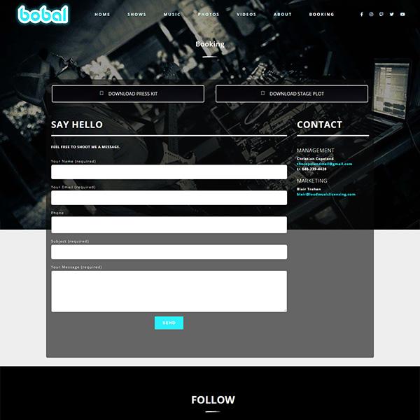 BobalMusic.com